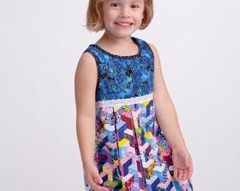Jigsaw Patch Dress 4