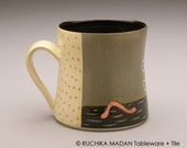 Worm Mug- Ruchika Madan