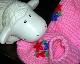 LILL PINKY Kids slippers/socks/booties  BMM  15cm