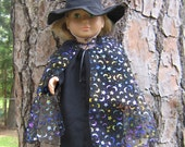18 inch Doll Witch Costume