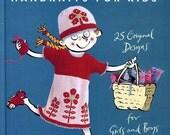 Handknits for Kids - Lucinda Guy - 25 Original Designs For Boys & Girls - Knitting Pattern