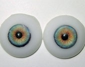 17mm Masterpiece soft glass BJD doll eyes Afghan