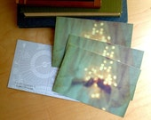 Photography Postcard set - Light from the Heart