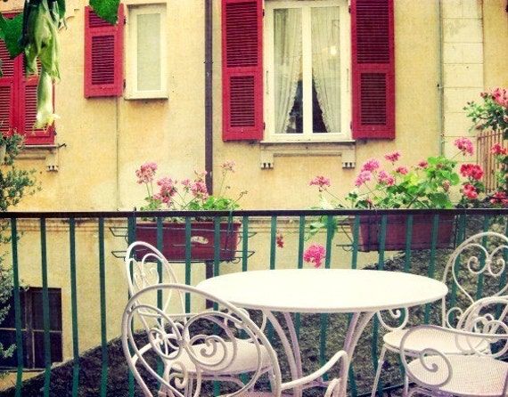 Italy Photo vintage shabby chic home decor fine by LupenGrainne
