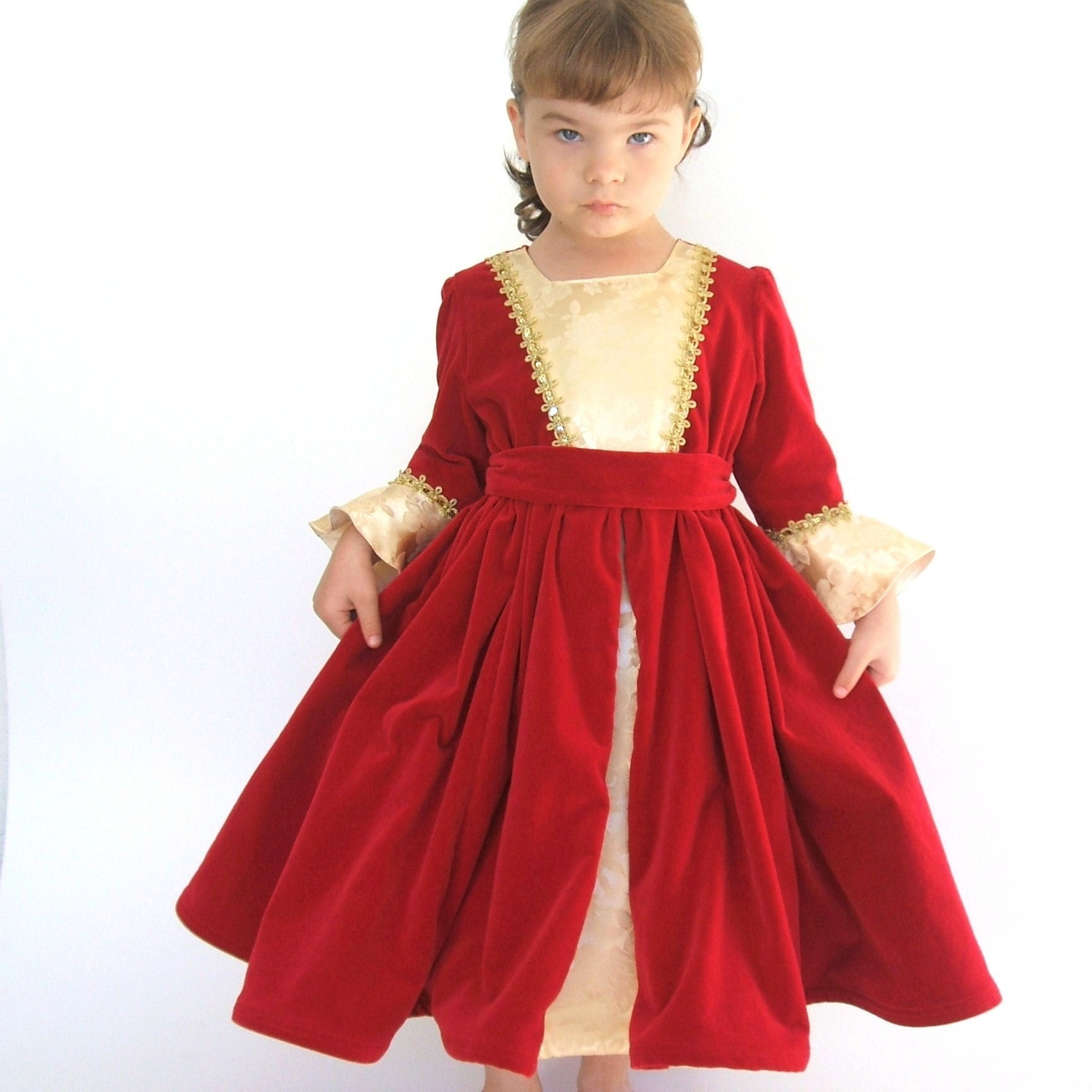 Beautiful Belle Christmas Dress Boutique By