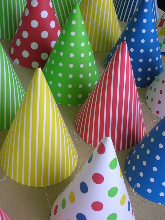 how to make birthday party hats at home