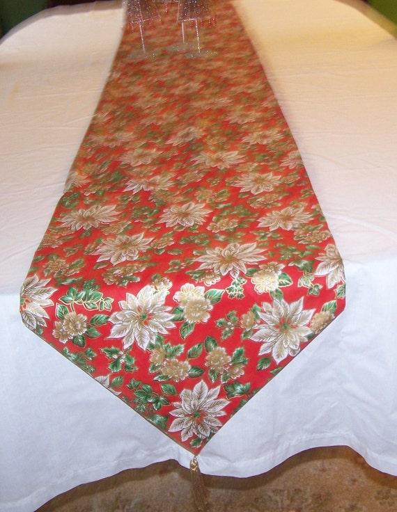 Christmas  runner Table  Long christmas Runner table long extra  Extra