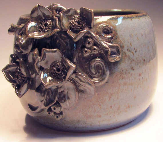 Pottery Bowl, Flower Pot