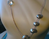 Elegantly Asymmetrical Necklace