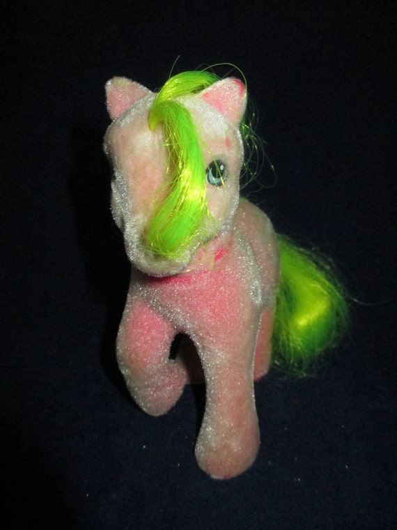 DISCOUNTED: My Little Pony So Soft Shady from the 1980s
