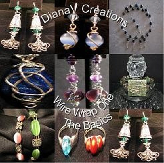 Video Instruction, WIRE WRAP ONE, PROFESSIONAL DVD, 100 MIN. OF STEP BY STEP VIDEO INSTRUCTION