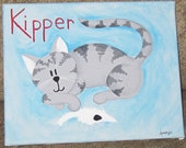 KIPPER - a custom order for Ashley