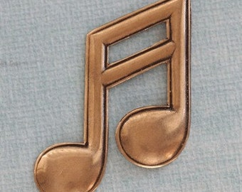 Brass Music Notes Finding 2363