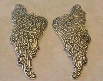 Pair of Silver Wings 258