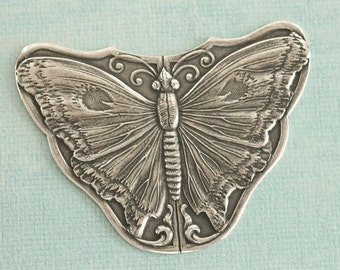 Large Silver Butterfly Finding 2400