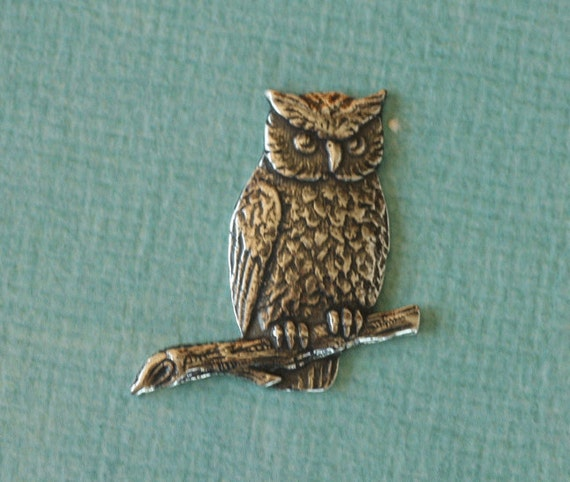 Silver Owl Finding 2697