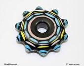 Mandala Disk Bead (27)