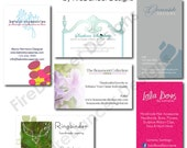 Custom Business Card Design - Personal or Professional Business Card Design