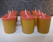 Strawberry Cheese Cake Scented Votives 6 pk