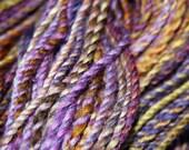 Royal - Handspun yarn - 2 Ply - Corriedale - 13 WPI