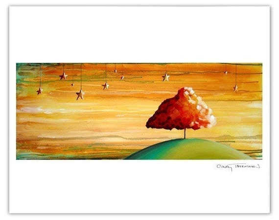 STRATOSPHERE -  Cindy Thornton Art - Limited Ed Signed Print (20/20)