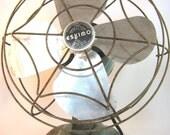 Reserved for Kristina Vintage Fan Electric Eskimo
