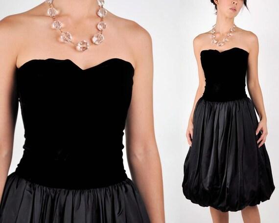 SALE - Designer LOUIS FERAUD Black Party Dress