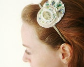 Romantic Headband - Kiss in the Spring