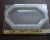 Resin Mold Octagon Base 14 x 7 cm Stand