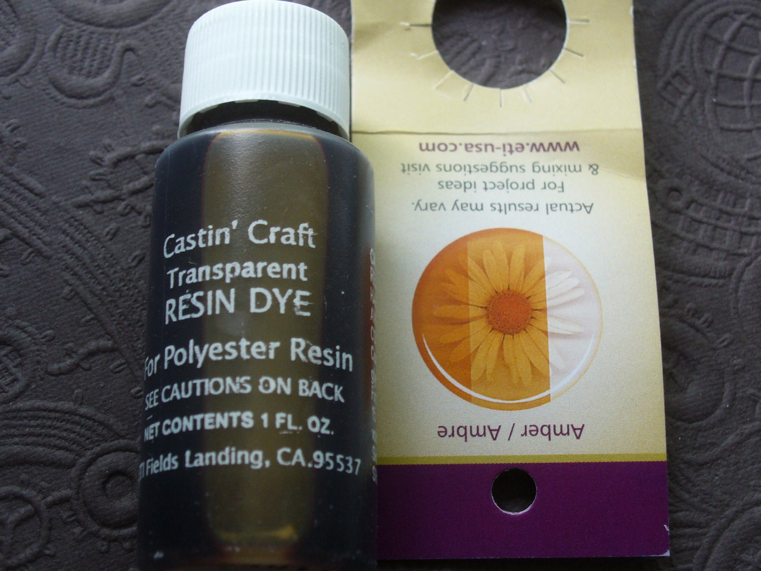 Amber transparent dye colorant resin epoxy easy cast for Castin craft resin dye