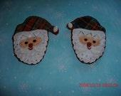 PIF Santa magnets