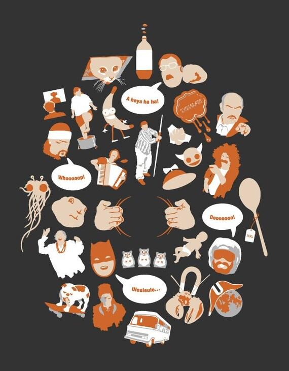 The Internets Tshirt (29 Viral Web Memes)