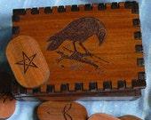 Raven Speaks  13 Witches Runes Set