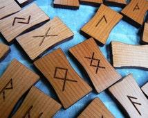 Elder Futhark Rune Sticks
