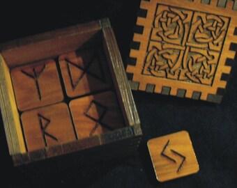 Celtic Cube Norse Rune Boxed Set