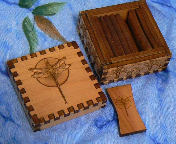 Dragonfly Witches 8 Rune Set