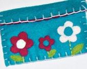 flower Purse / Wallet