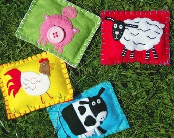 Animal Bean Bags / Children's Toys / Sports Rice Bags