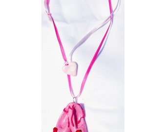 Children's Ballet Shoe Necklace