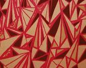 Om Handprinted Silkscreen Poster