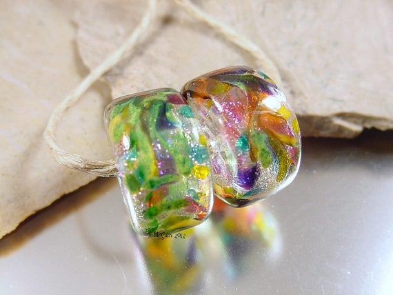 ReSERVED FoR CINDA  Handmade lampwork glass beads bead pairs ---ParTy FaVors---SRA