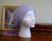 Lilac Modest Snood Regular Sized