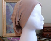 Fawn Tan Modest Snood