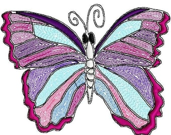 Letzrock Machine Embroidery Designs...1615 for mylar