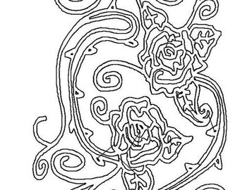 Letzrock Machine Embroidery Designs...1602