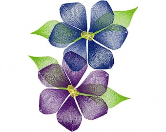 Beautiful  Machine Embroidery Design  by LetZRocK (2058)
