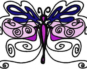 Fabulous  Machine Embroidery Design  by LetZRocK (2272)