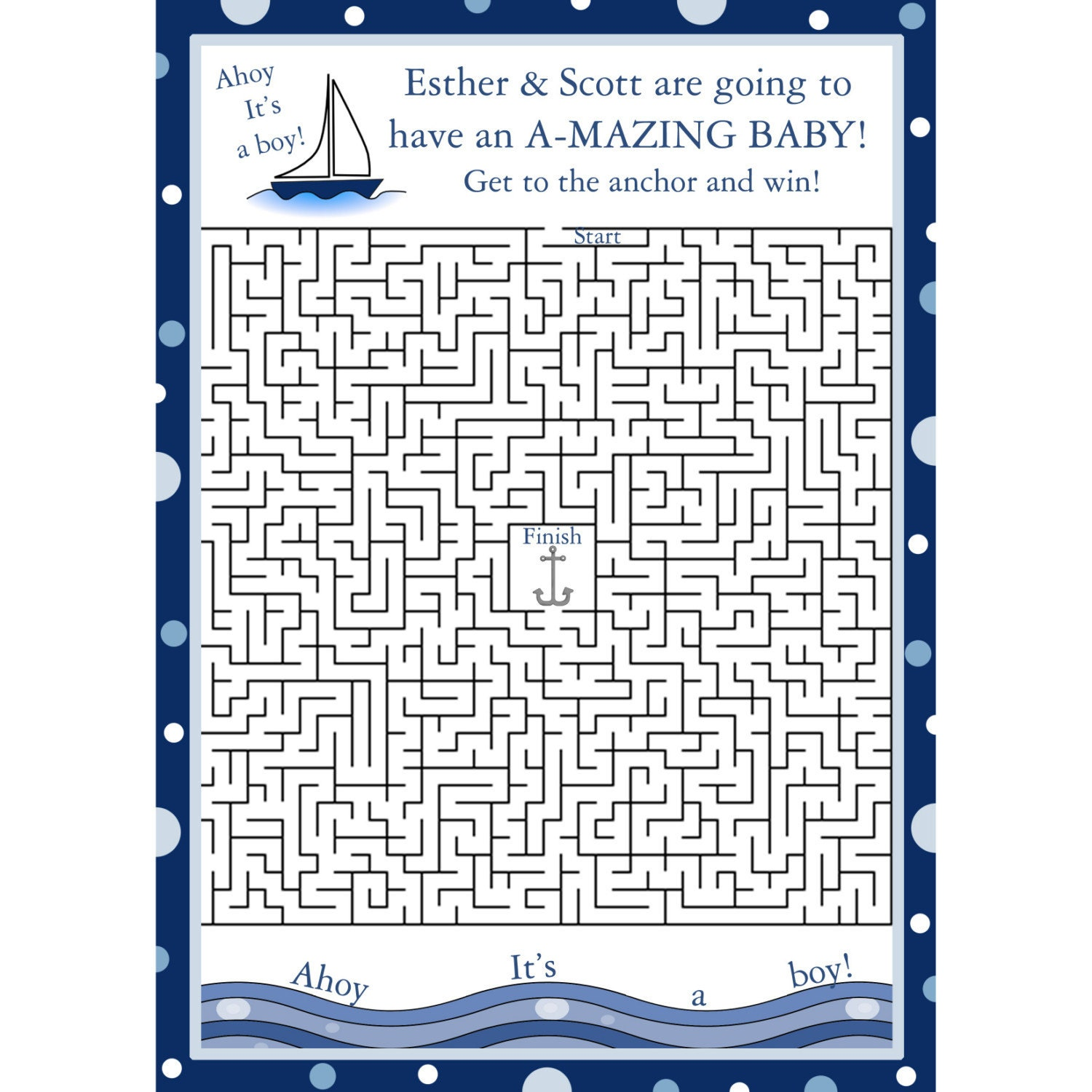Custom Baby Shower Invitations For Boys for nice invitation template