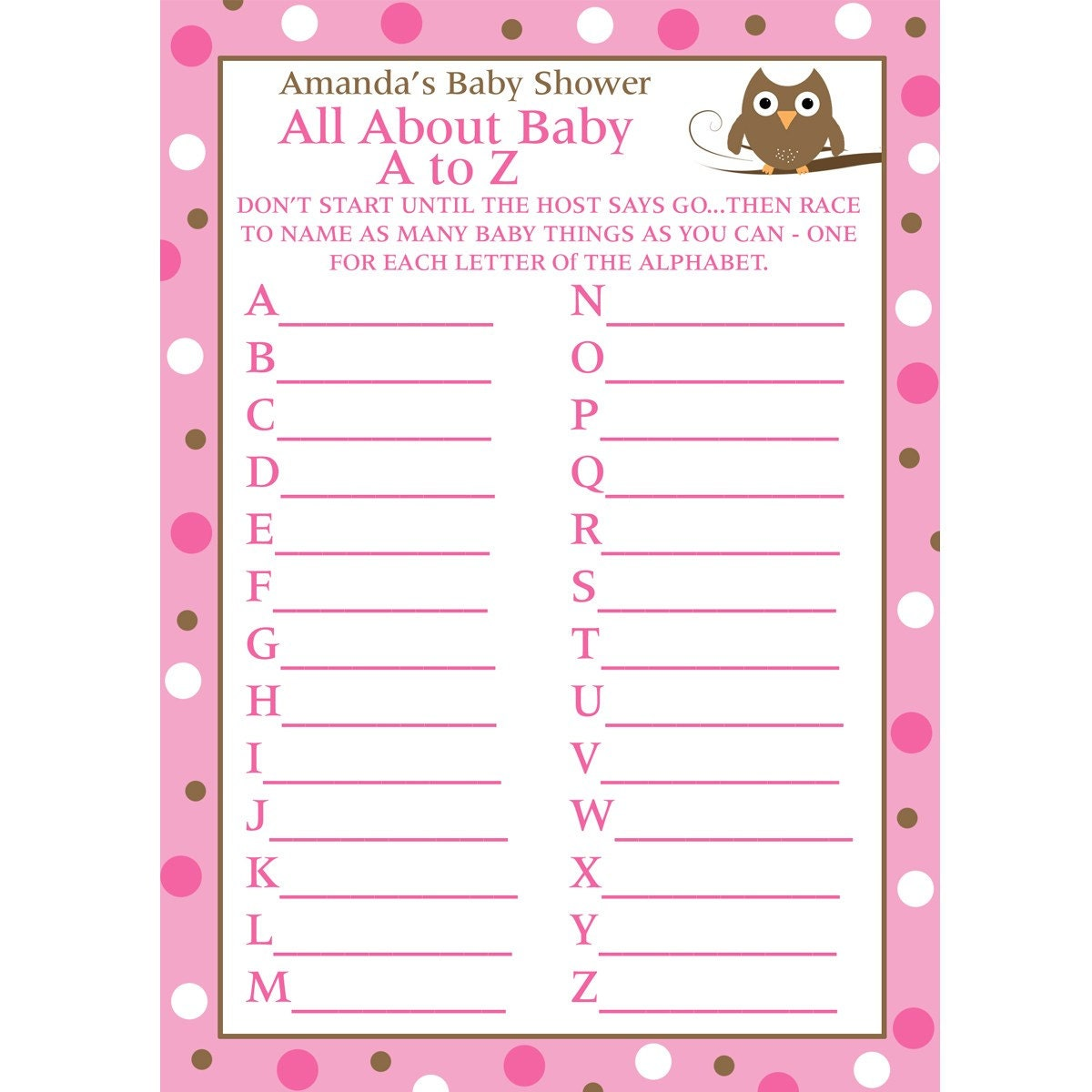 baby alphabet game images