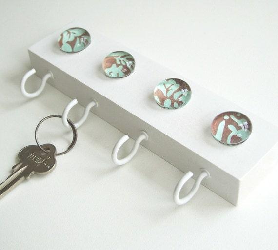 BAJA - Key Hook, Key Rack, Key Holder, Wall Hook, Jewelry Organizer